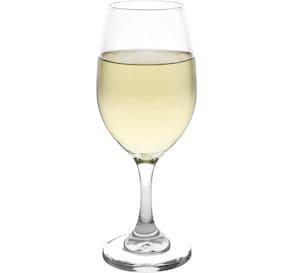 Classic Long-Stem White Wine Glasses, 14 oz.