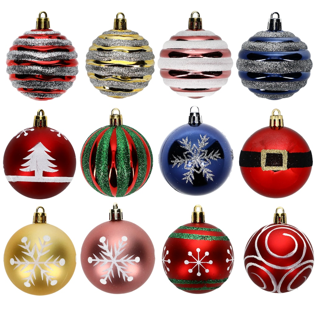 dollartreecom ornaments garland more - Navy Blue Christmas Ornaments