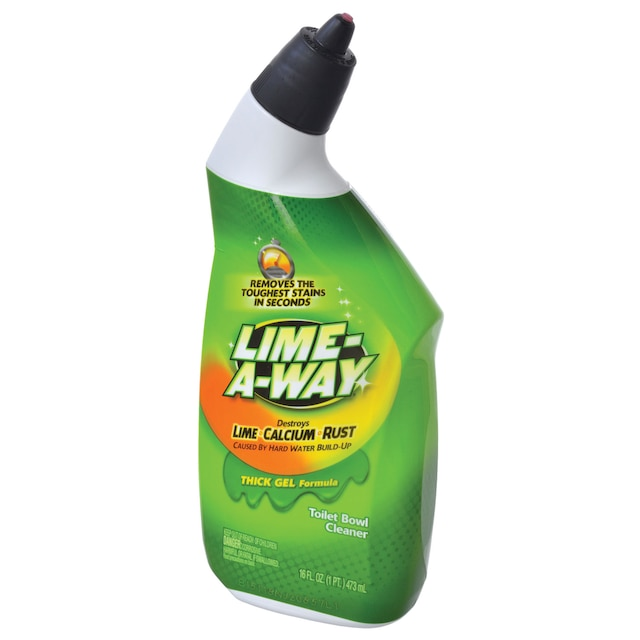 Bulk Lime A Way Thick Gel Formula Toilet Bowl Cleaners 16