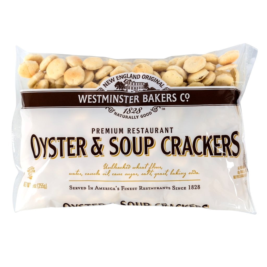 b6f65ba4a Westminster Bakers Co. Oyster and Soup Crackers