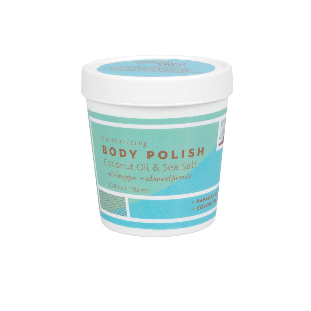 621ad979494a2 Bolero Beverly Hills Coconut Oil and Sea Salt Body Polish
