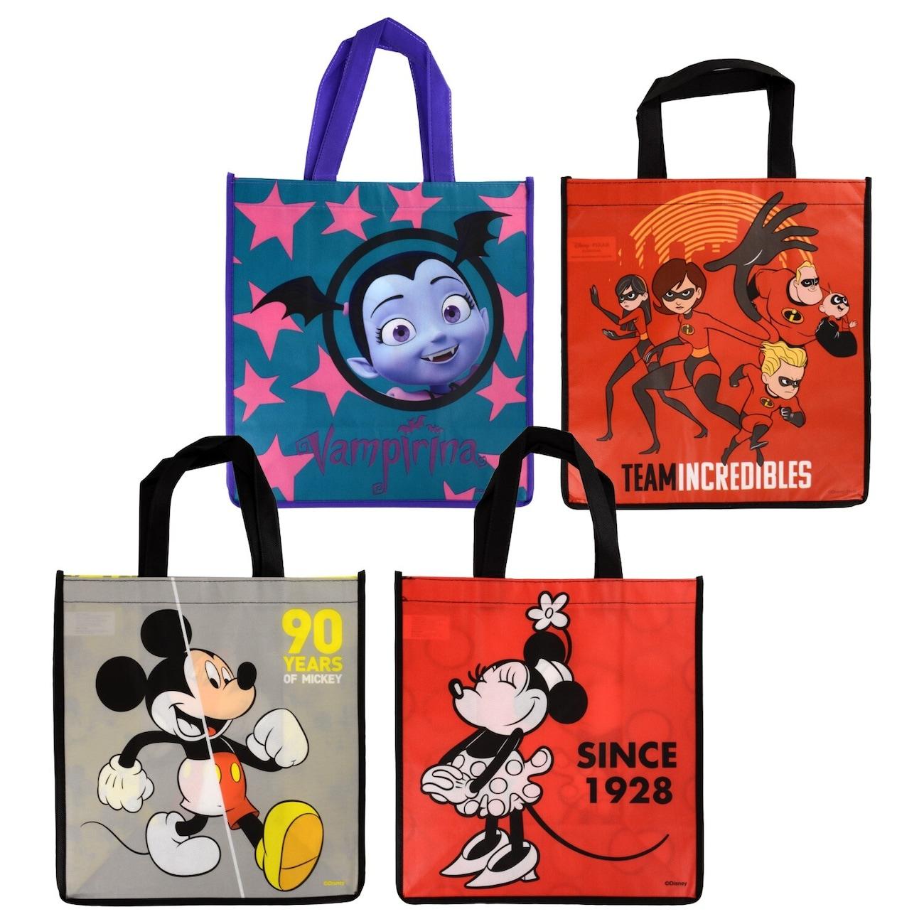 191ee064a Licensed Disney Reusable Tote Bags
