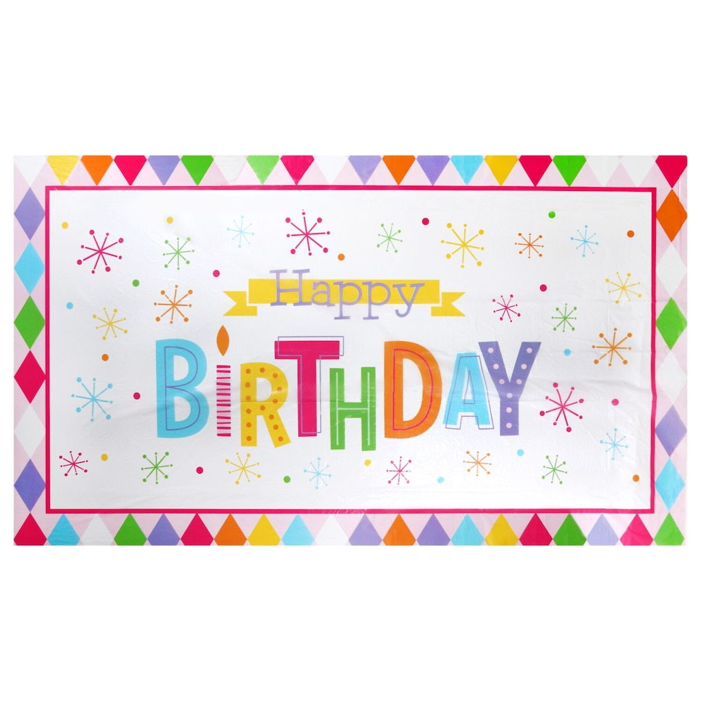 28579e2d4aebd Happy Birthday Butterfly Wall Murals