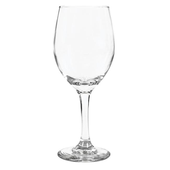 DollarTree.com | Classic Long-Stem White Wine Glasses, 14 oz.