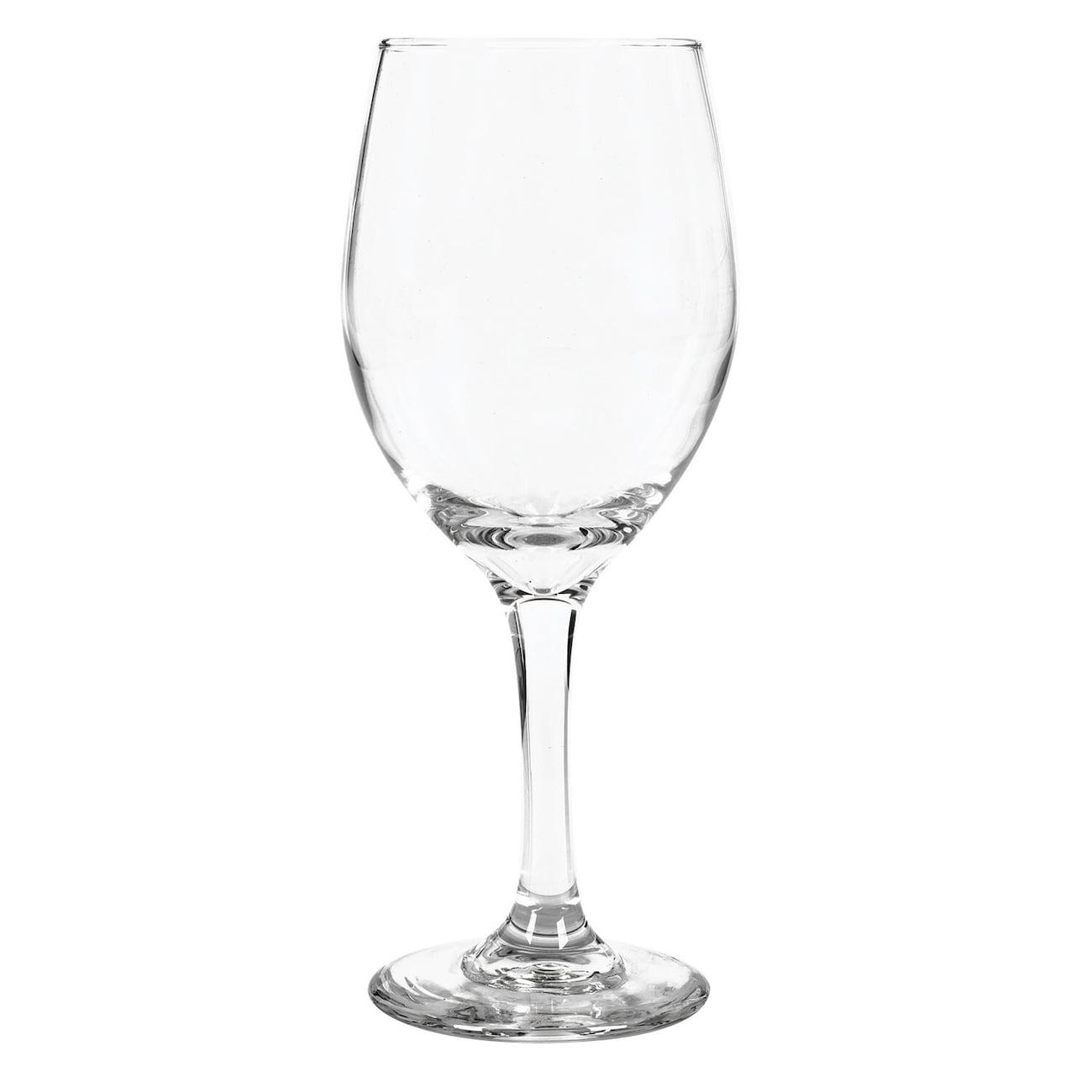 Clic Long Stem White Wine Gles 14 Oz