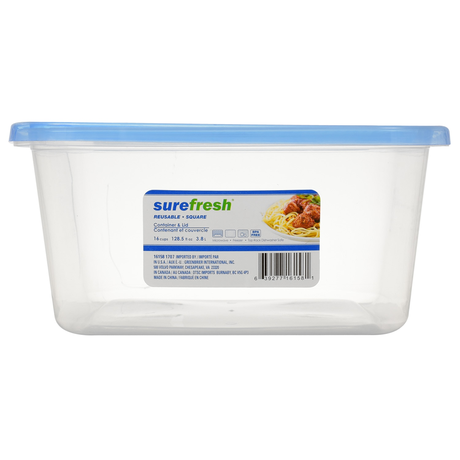 4cb365311aa Food Savers   Storage Containers