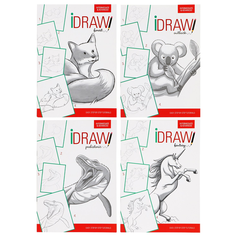 Dollartree Com Bulk Bulk I Draw 24 Pg Drawing Books