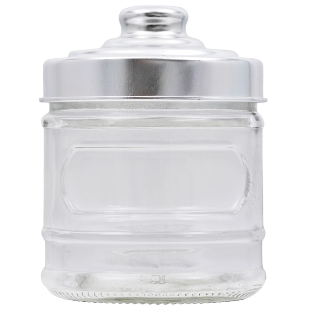 aac1a5321a56 View Classic Glass Storage Jars with