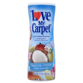 Love My Carpet Hawaiian Passion 2-in-1 Carpet & Room Deodorizer, 14 oz