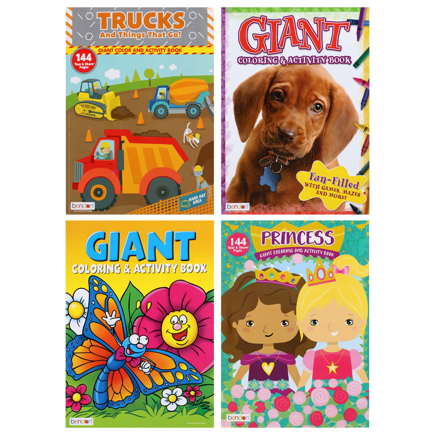 Dollartree Com Bulk Bulk Giant Coloring And Activity Books 160 Pages