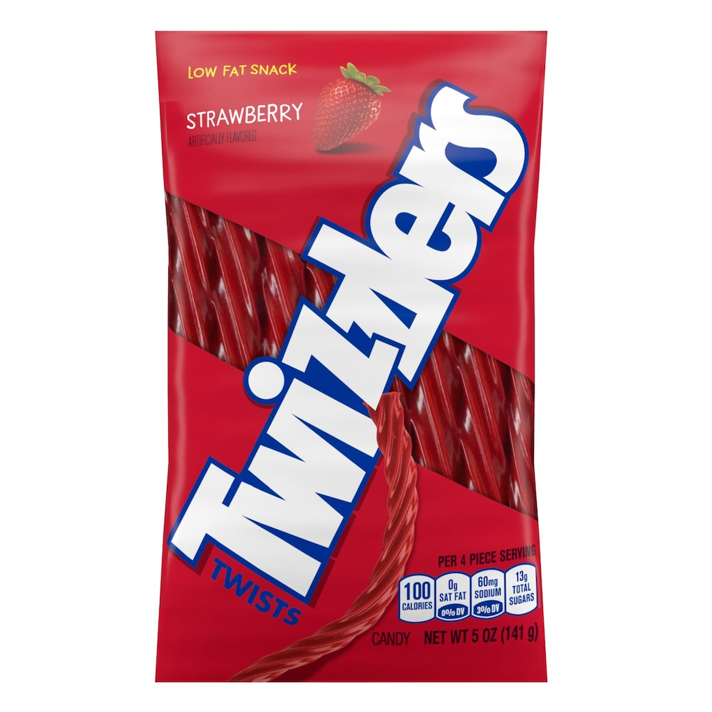 Display Product Reviews For Twizzlers Strawberry Flavored Twists 5 Oz Bags
