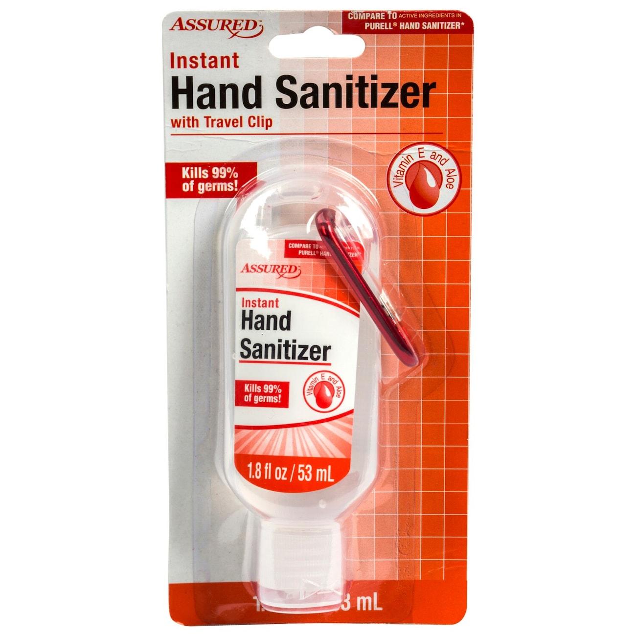 Hand Sanitizer - Dollar Tree, Inc