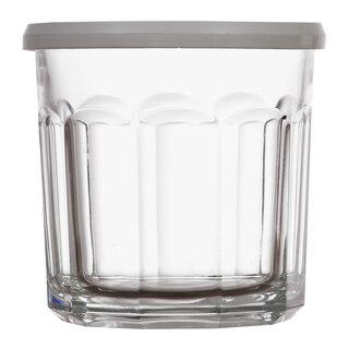 c32d3ad37ffc View Clear Glass Storage Jars with