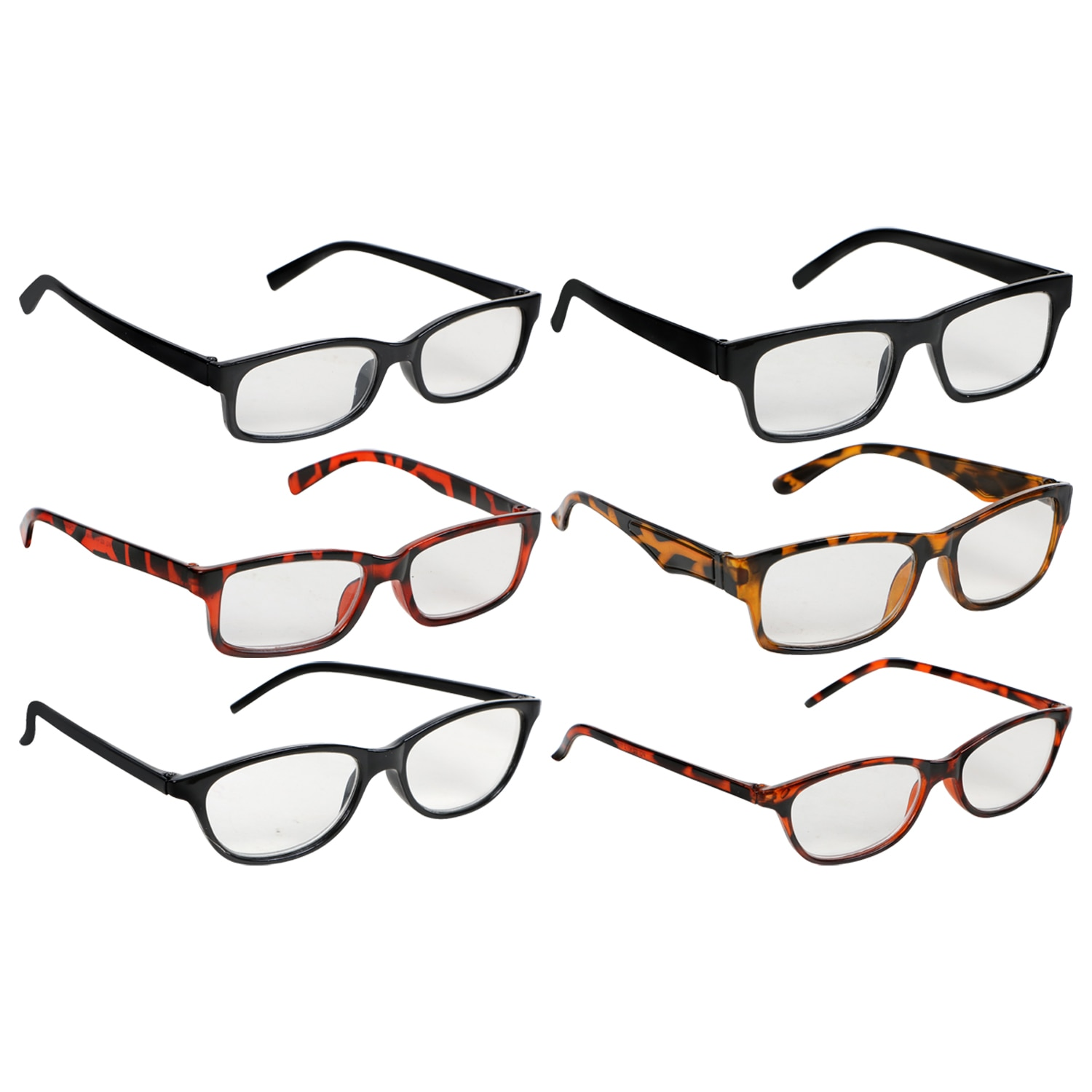 686c6a269f3a Fashion Reading Glasses with +2.75 Diopters