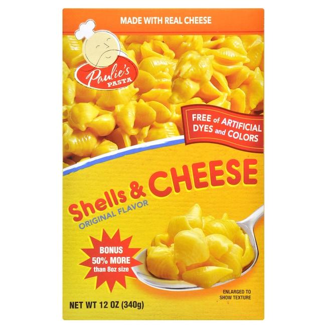 Dollartree Com Bulk Bulk Paulie S Pasta Shells Cheese 12 Oz Boxes