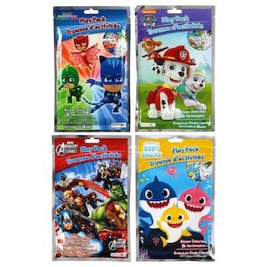 269077 Licensed Disney Play Packs