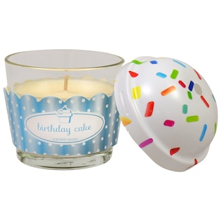 View Birthday Cake Scented Candles 3