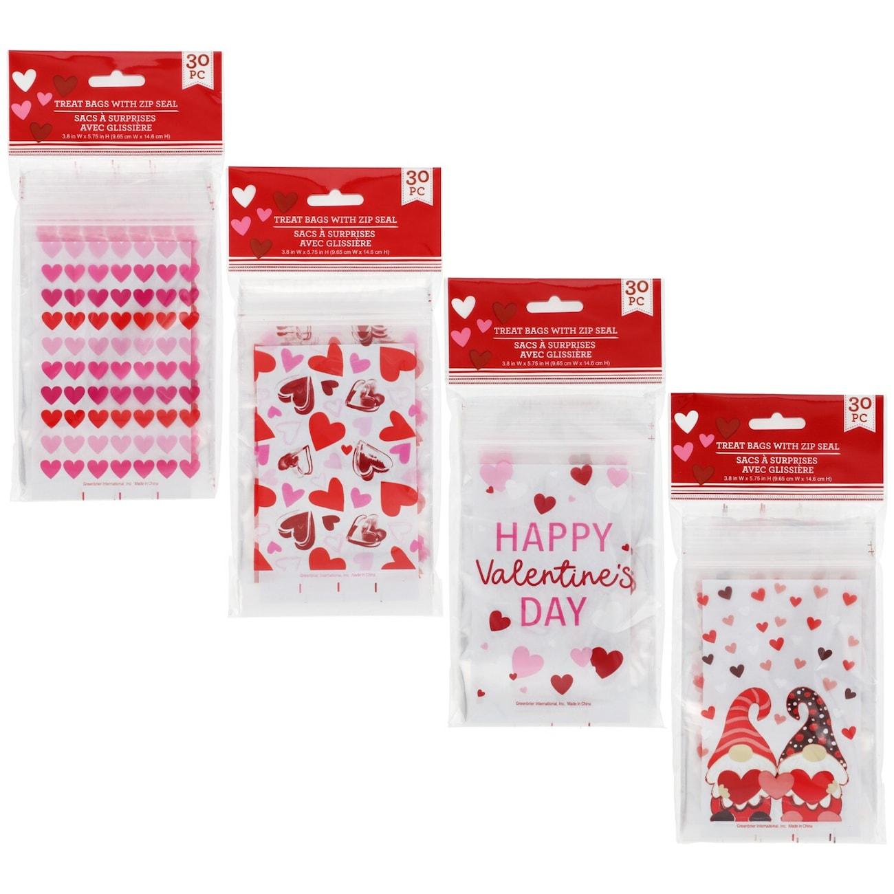 Valentines Day Treat Bags Dollar Tree Inc