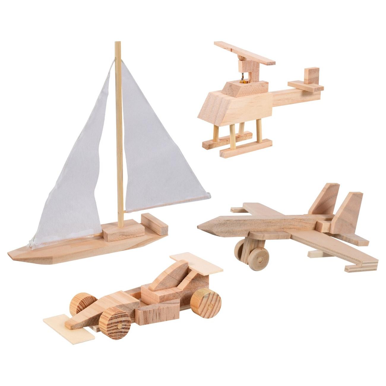 Wood Craft Project Kits