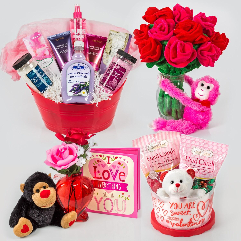 Dollartree Com Valentine S Day Idea Create A Gift