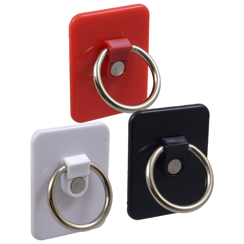E-Circuit Square Ring Holders For Your Phone