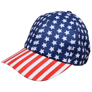 e78040f48c4 View Patriotic Printed Baseball Caps