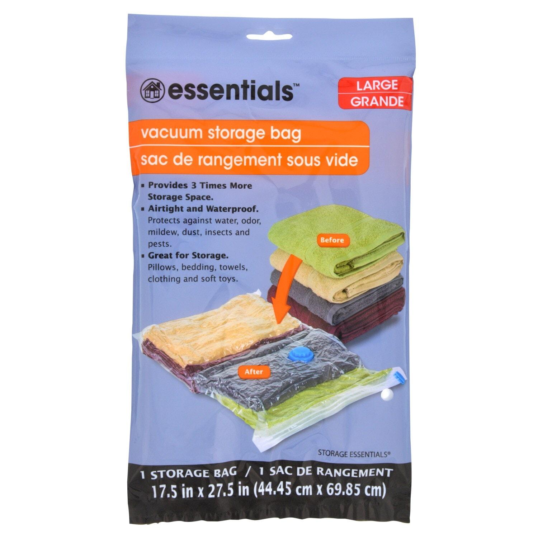 Essentials Large Vacuum Storage Bags