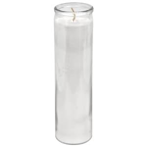 Glass Jar Candles, 8