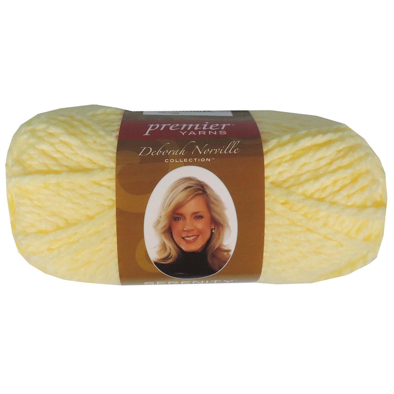 Deborah Norville Collection Serenity Chunky Light Yarn-Golden