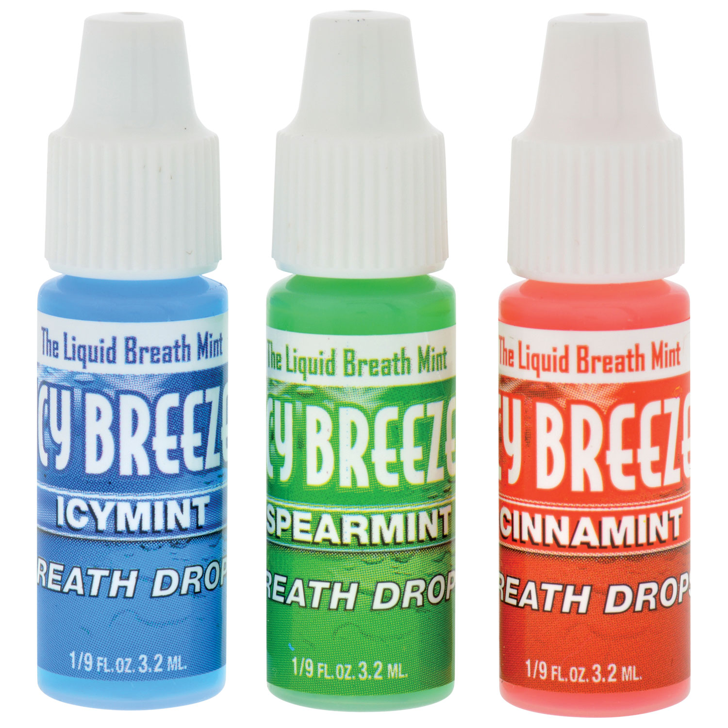 Pick-one-Icy-Breeze-Instant-Fresh-Breath-Drops-or-Sprays-Mouthwash thumbnail 3