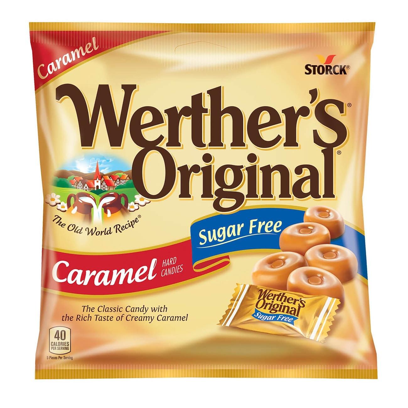 Sugar Free Candy Burnt Cinnamon Lemonhead Lip Smack Box Display Product Reviews For Werthers Originals Hard Candies 146 Oz