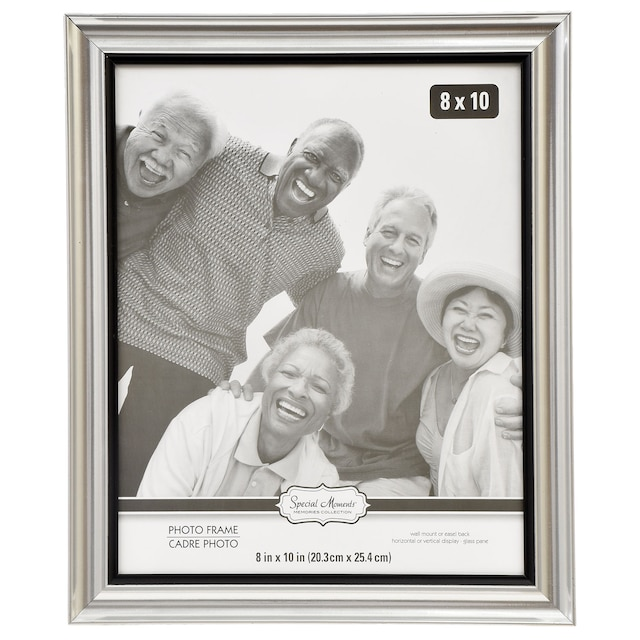 DollarTree.com | Special Moments Silver Curved Traditional Photo ...