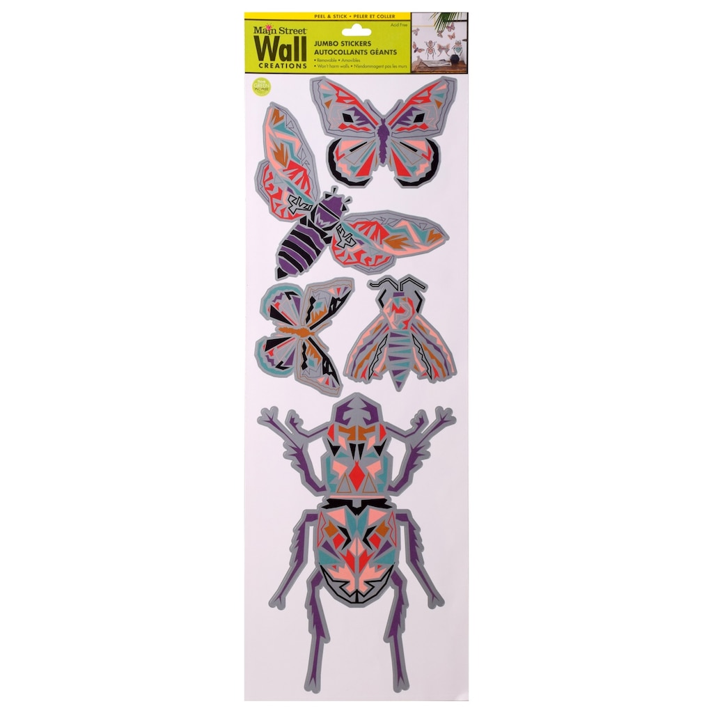 Squishy Toys Dollar Tree Inc Circuits Light Up Your Play Dohr Creations Main Street Wall Self Adhesive Insect Decorations