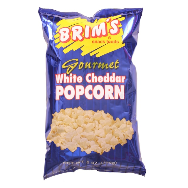 dollartree com brims gourmet white cheddar popcorn 6 oz bags