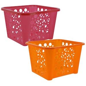 DollarTree com | Bulk Storage Baskets & Caddies