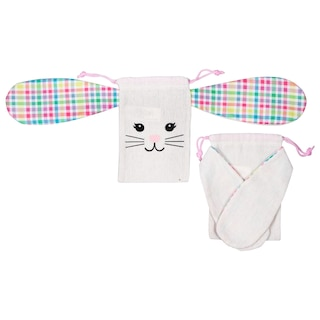 Cotton Bunny Treat Sacks, 2-ct. Packs