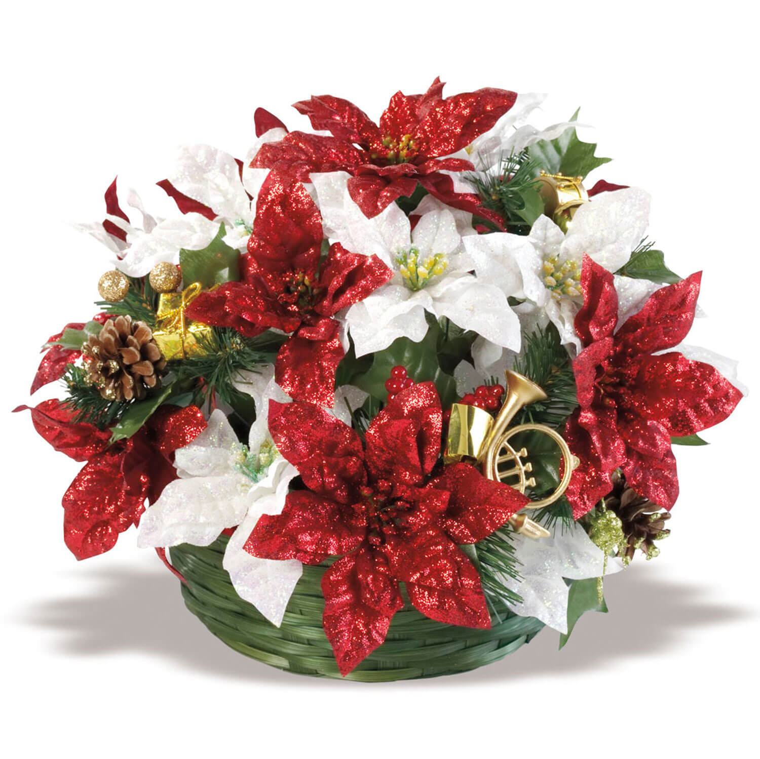 Christmas Floral Picks In Holiday Dollar Tree Inc