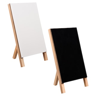 Crafter's Square Wooden Wipe-off Boards, 4.375x6.875 in.