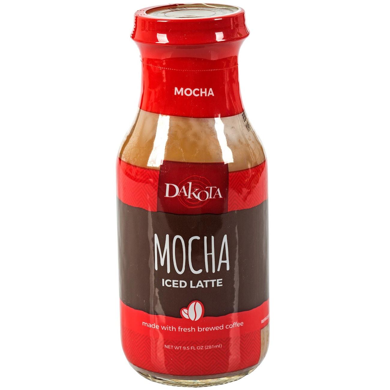 Dakota Mocha Iced Lattes, 9.5-oz. Bottles