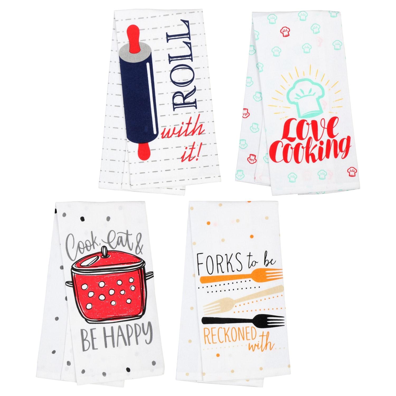 Seasons Collection Flour sack towel Morning Glory