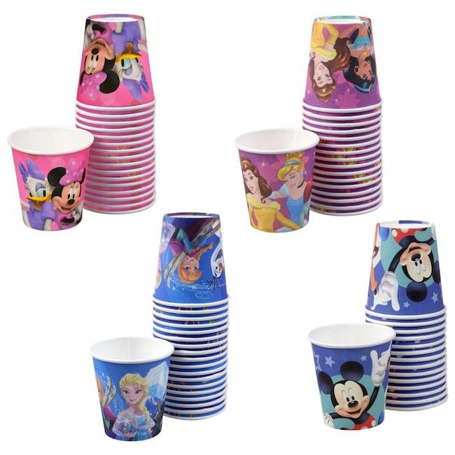 Dollartreecom Bulk Bulk Licensed Character 3 Oz Mini Paper Cups