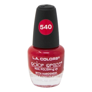 211575 L A Colors Color Craze Animated Nail Polish