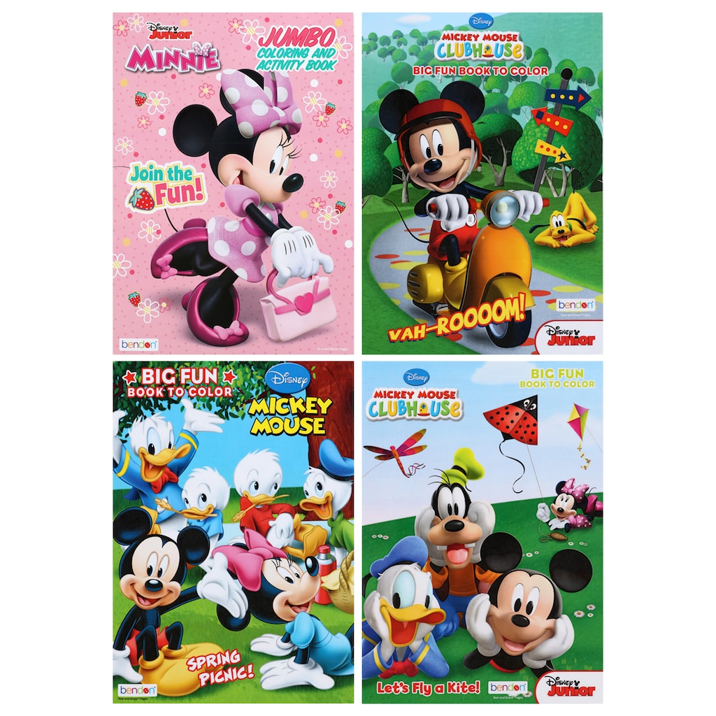 display product reviews for disney big fun coloring and activity books 96 pages