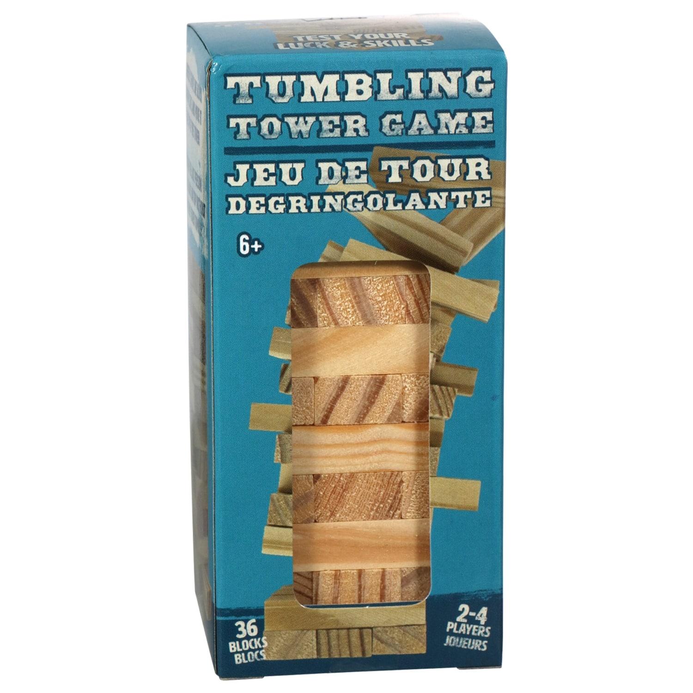 Jenga Tower Wood Block Stacking Game Original Edition Top Quality 48 Packs