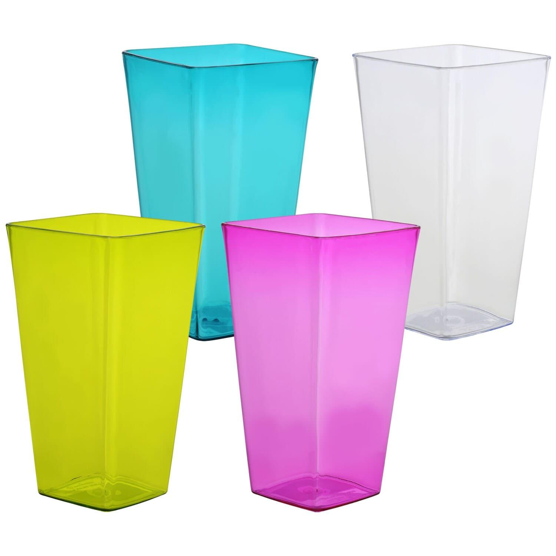 Clear Plastic Vase Dollar Tree Inc