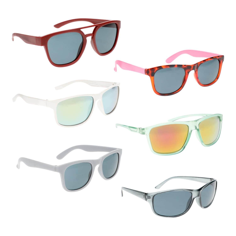 Glasses Case Bubbles On Pink Travel Soft Sunglasses Pen Bag Protective Holder