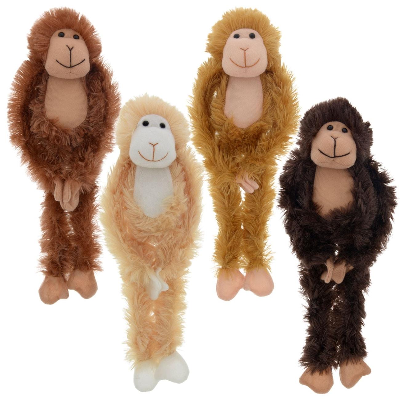 Fuzzy Friends Plush...