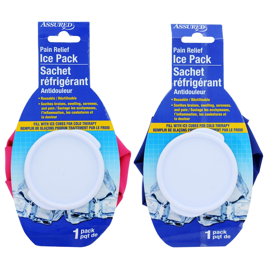 Assured Pain Relief Ice Packs