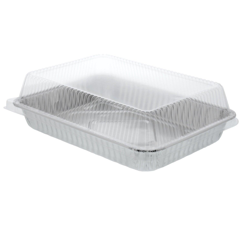 View Foil Utility Pans with Plastic