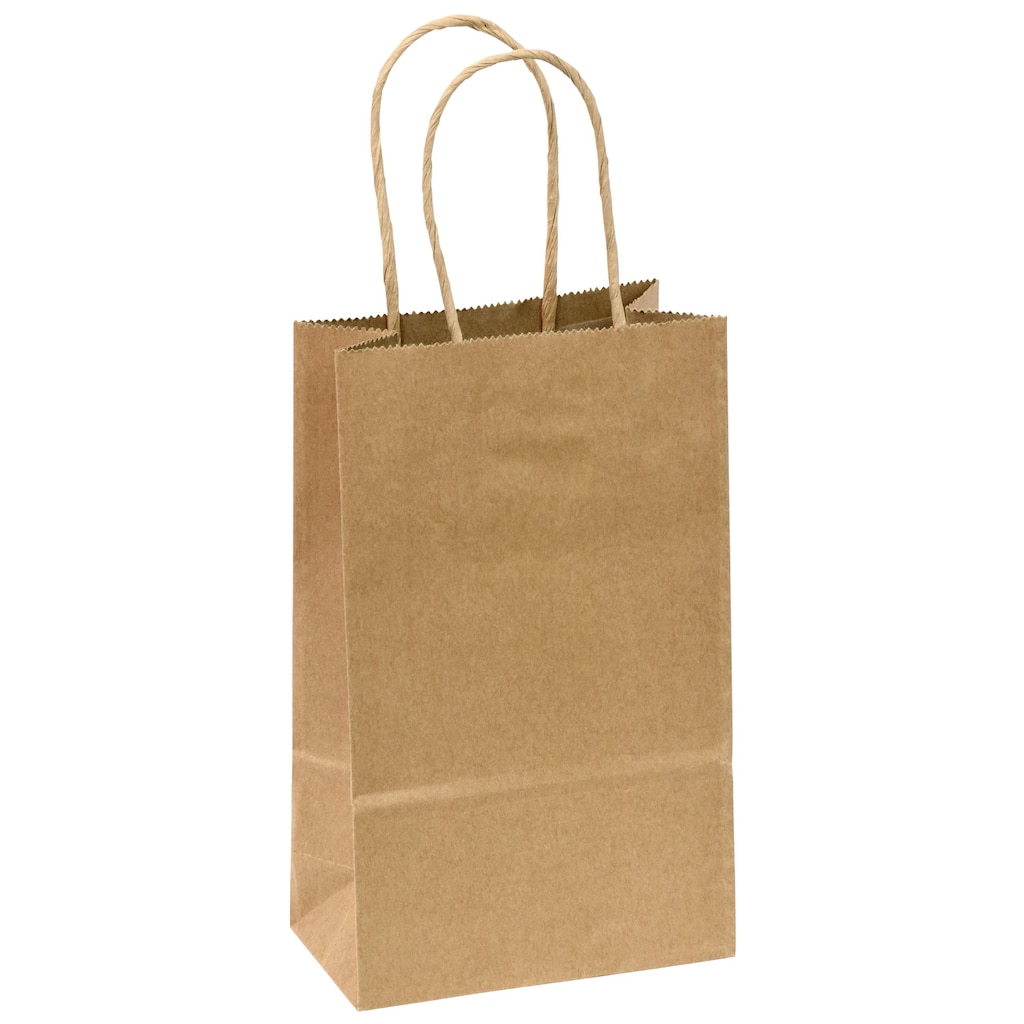 88543d6e751 Display product reviews for Natural Kraft Paper Gift Bags